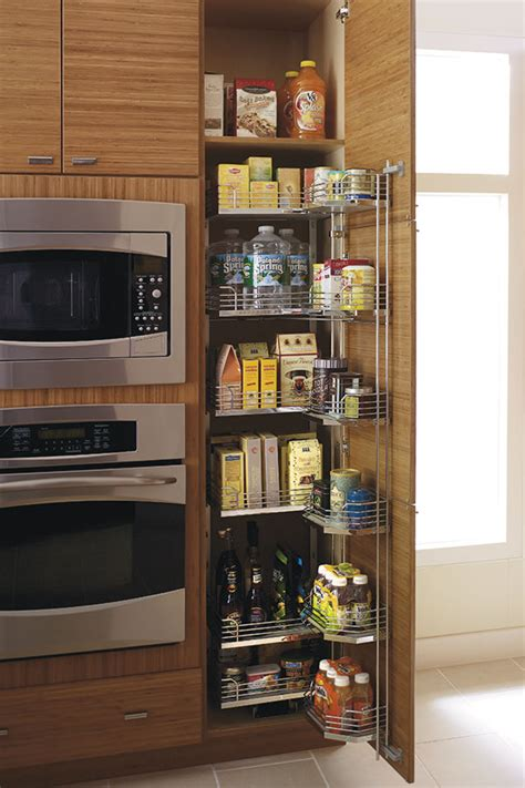 kitchen craft pantry cabinet tall pantry pull out tandem cabinet kitchen craft