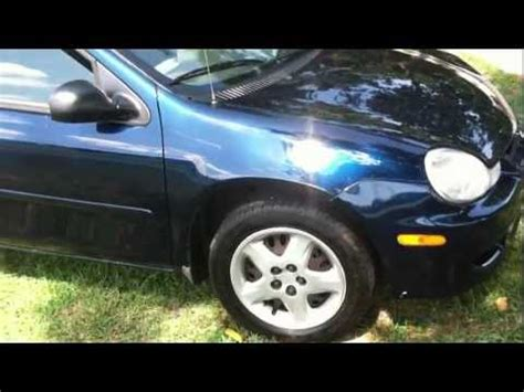 2002 Dodge Neon Reviews by 2002 Dodge Neon Read Owner And Expert Reviews Prices Specs