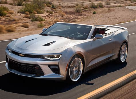 2016 chevrolet camaro transforms the popular modern muscle car consumer reports