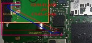 Nokia Asha 200 Keypad Ways Jumpers Track Path