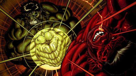 Red Hulk Wallpapers