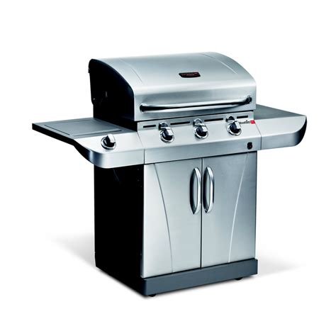 Char Broil Char Broil Tru by Shop Char Broil Tru Infrared Commercial 3 Burner 30000