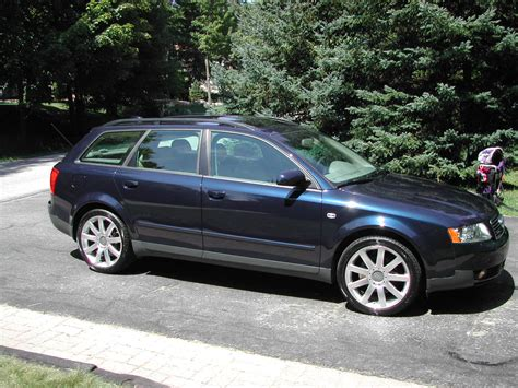 2004 Audi A4 18t Avant Quattro, 2005 Audi As4 Avant