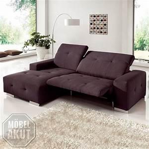 Sofa Mit Relaxfunktion : ecksofa francisco sofa lila mit elektrischer relaxfunktion 257 cm ~ Whattoseeinmadrid.com Haus und Dekorationen