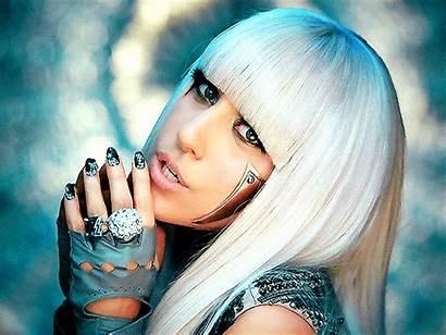 Gaga Poker Lady Face 2008 Paparazzi Fame