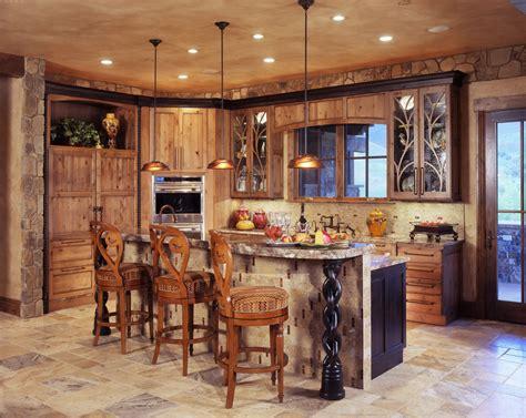 decor ideas for kitchen rustic kitchen decor 6271