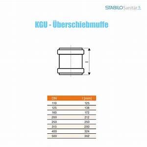 Kg Rohr Dn 160 : kg berschiebmuffe dn160 pvc doppelmuffe abwasserrohr ~ Frokenaadalensverden.com Haus und Dekorationen