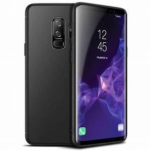 Samsung Galaxy S9 Plus Hülle Original : samsung galaxy s9 h lle slim case in schwarz ~ Kayakingforconservation.com Haus und Dekorationen