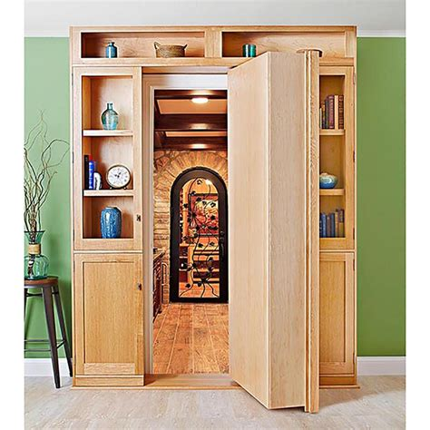Woodworking Plans Bookcase by Door Bookcase Woodworking Plan From Wood Magazine