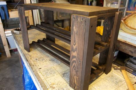 diy pallet shoe rack bench ndw design blog