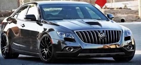 2018 Buick Grand National Gnx Price, Release Date Cars