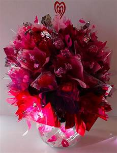 Valentine Candy Bouquet | Candy Bouquets | Pinterest