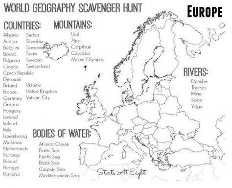 World Geography Worksheets Homeschooldressagecom