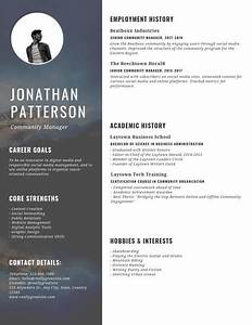 Resume Template For High School Students Customize 87 Professional Resume Templates Online Canva