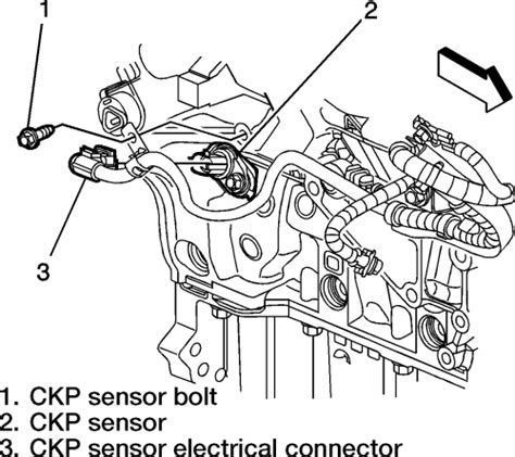 repair guides component locations crankshaft