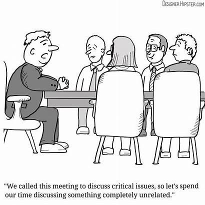 Meeting Agenda Cartoons Humor Business Office Effective