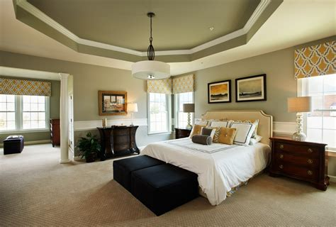Contemporary Master Bedroom With Sitting Area Fresh