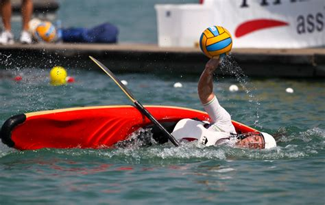 world games attract worlds  canoe polo teams icf