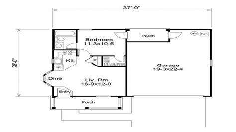 2 floor plans with garage 2 car garage with apartment above 1 bedroom garage