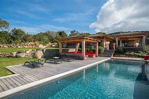 agence immobiliere du golfe corse With photos pool house piscine