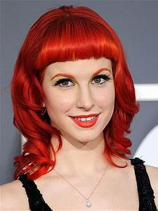 Hayley Williams Red Hair Wwwimgkidcom The Image Kid