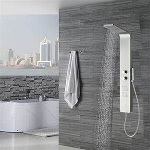 Modele De Douche Italienne : douche l 39 italienne avec robinetterie moderne en 99 images ~ Dailycaller-alerts.com Idées de Décoration