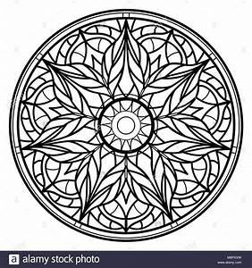 Orientalische Muster Zum Ausdrucken : mandalas zum ausmalen dekorative runde verzierungen ~ A.2002-acura-tl-radio.info Haus und Dekorationen