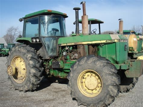 used for sale deere 4755 salvage tractor at bootheel tractor parts