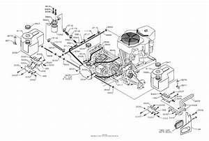 Dixon Ztr 5023  2003  Parts Diagram For Fuel  Hydro Tanks