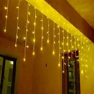 Led Lichterkette Eisregen : 10m 400 led lichterkette eisregen weihnachtslichterkette lichtervorhang au en ce ebay ~ Orissabook.com Haus und Dekorationen