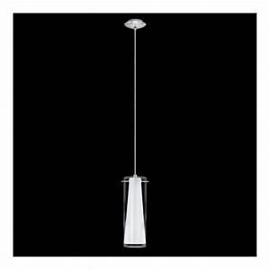 Pinto light pendant eglo glass