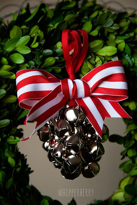 jingle bell ornaments to make jingle bell ornament tutorial by whipperberry pinnutty com