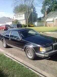 Purchase Used 1989 Lincoln Mark Vii Lsc Sedan 2