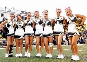 Cheerleading Spotlight Calhoun Cheer Squad Seniors Taking