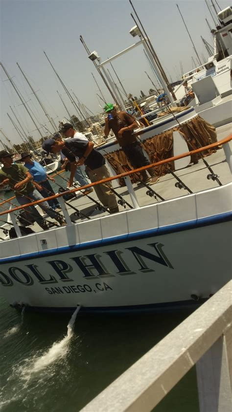 San Diego Sport Fishing Boat Reviews by Dolphin Sportfishing 12 Photos 11 Reviews Boating