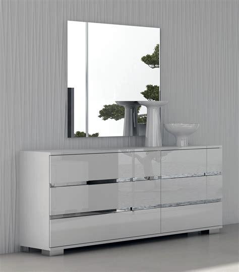 modern dresser with mirror modern bedroom set