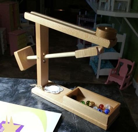 marble machine marbles  solid wood  pinterest