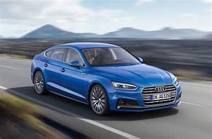 New Audi A5 / S5 Sportback revealed, on sale mid-2017 ...