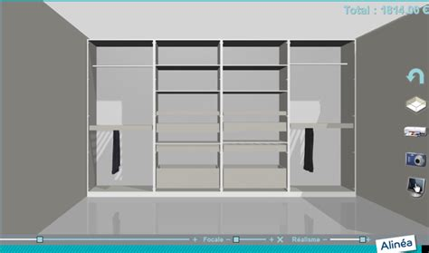 armoire penderie chambre concevoir dressing outils et logiciels stinside