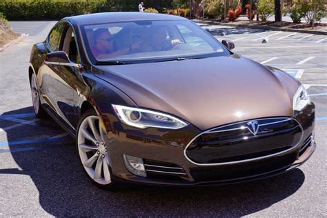 Tesla Model S Certified Used Electric Cars