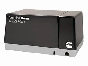 R  U0026 K Products   Cummins Onan 6 5hgjab 904 Rv Generator Rv