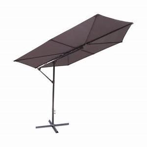 Dalle Parasol Déporté Brico Depot : parasol deporte soldes maison design ~ Dailycaller-alerts.com Idées de Décoration