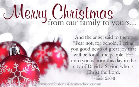 merry christmas from our family to yours confessions of