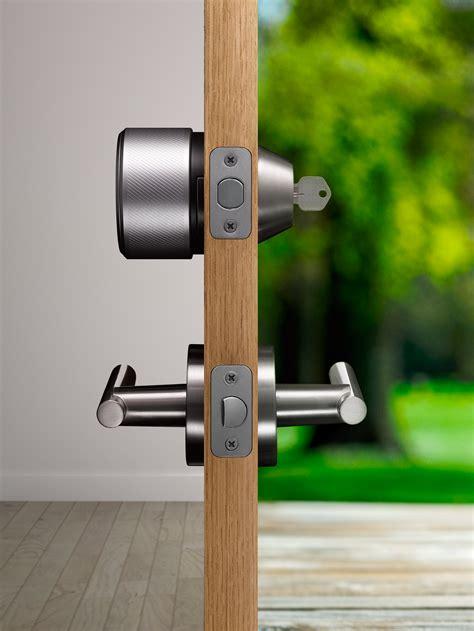 Door Lock by Review A High Tech Door Lock That S Also Simple Recode