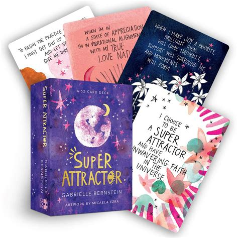 Buy now at happy glastonbury! Super Attractor: A 52-Card Deck Cards by Gabrielle ...