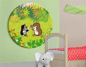 Bilder Fürs Kinderzimmer Leinwand : leinwand bild bilder kreis der kleine maulwurf erdbeeren naschen kinderzimmer ebay ~ Markanthonyermac.com Haus und Dekorationen