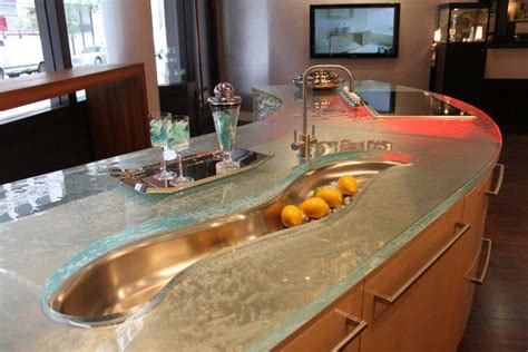 Unique Kitchen Countertop Ideas  Rapflava