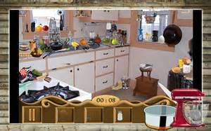 Kitchen Hidden Object Games