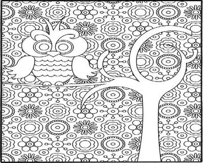 Tween Coloring Pages - Sanfranciscolife