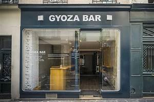 Gyoza Bar Paris : gyoza bar haut marais the fashion week coffee mode tendance streetstyle et fashion week ~ Voncanada.com Idées de Décoration